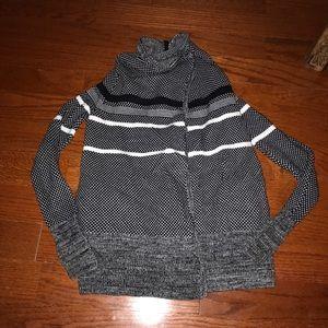 Ivivva by Lululemon cardigan sweater top 7
